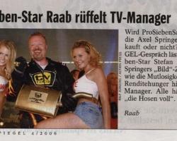 TV Total Stock Car Crash Challenge 2005_25
